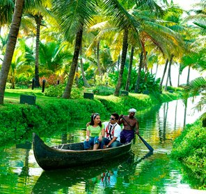 Kerala Honeymoon Tour Packages