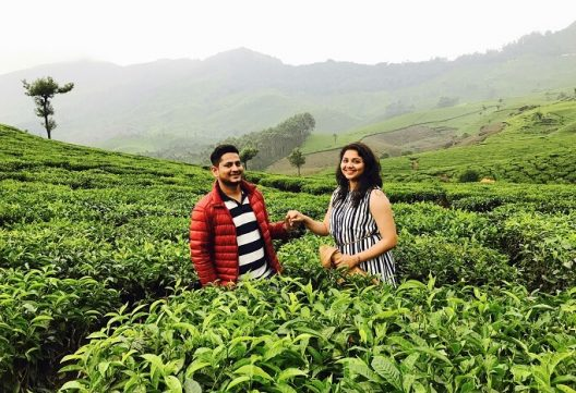 Munnar Honeymoon Tours